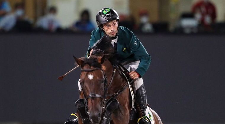 Tokyo 2020: Team Brazil takes 6th place in equestrian jumping - SPORTS