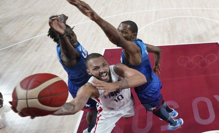 USA vs France Olympic Basketball Finals Live: Where to Watch