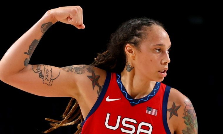 Unbeaten for almost 30 years, the US beat Australia to win gold in women's basketball.  olympics