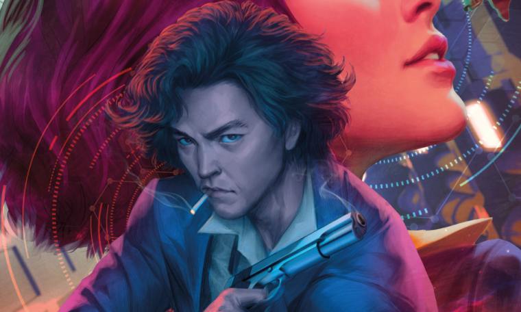 Netflix's Cowboy Will Get Bebop Comic Book Series;  see cover