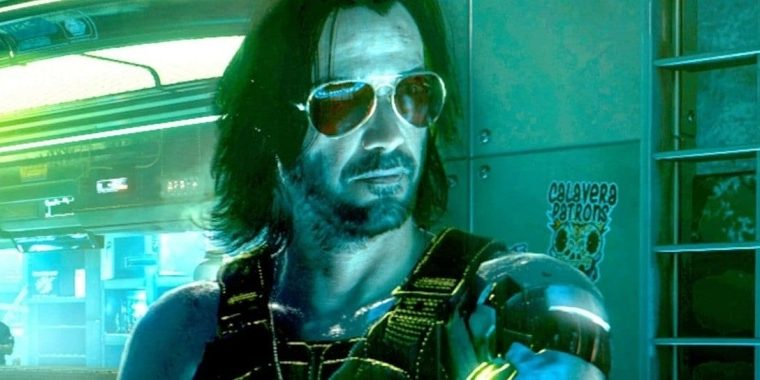 Cyberpunk 2077 doesn't officially have a separate multiplayer mode.  CD Projekt Red denies recent rumors