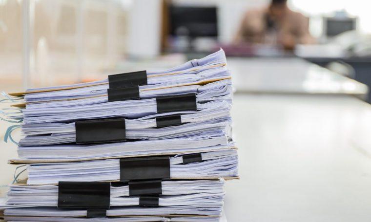 Papiri, papir, dokument, potpisivanje, kancelarija, papirologija