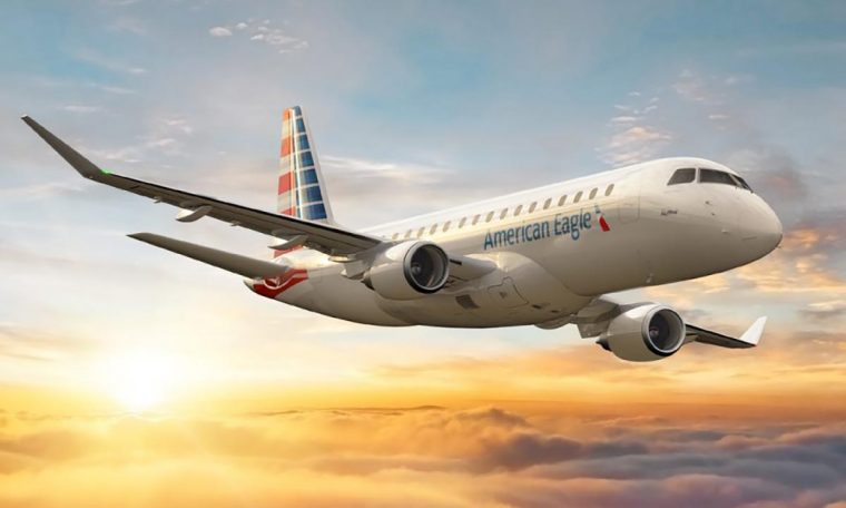 Embraer delivers two more new E175 E1s to SkyWest