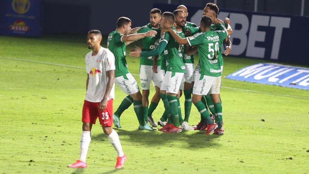 Chapecoense beat Red Bull Bragantino 2-1 away from home