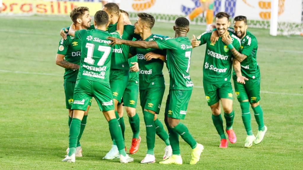 Cuiaba beat Juventude 2-1 at home
