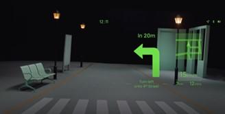 navigation function.