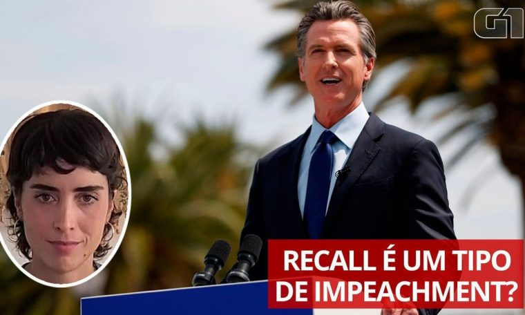 'Recall' in California: Understand the system that allows a governor to withdraw before the term expires.  World