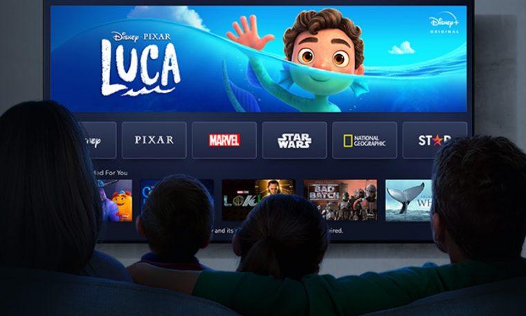 Disney+ comes to Panasonic 4K TVs
