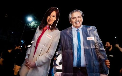 The arm wrestling between Fernandez and Kirchner exposes the Argentine left fracture.  World
