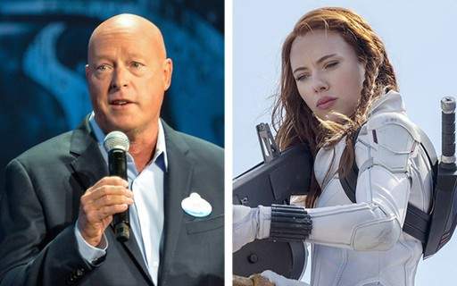 Disney CEO says actor contracts being renegotiated after Scarlett Johansson-Monet lawsuit