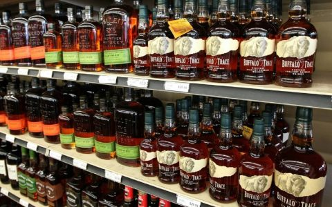 USA without alcoholic drinks?  Quantity is limited by lack of supply