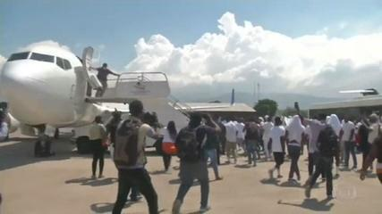 US special envoy to Haiti resigns after refugee deportation