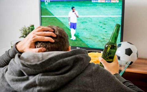 Watching games on pirated sites harms the world's game billionaires
