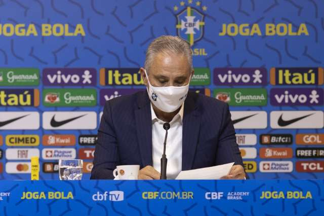 Tite calls up England athletes for qualifying matches