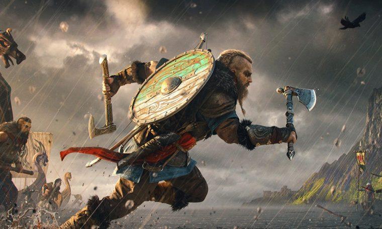 Imagem de: Assassin's Creed Valhalla: conteúdo novo é revelado no Twitter