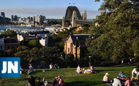 Australia eases restrictions on Sydney