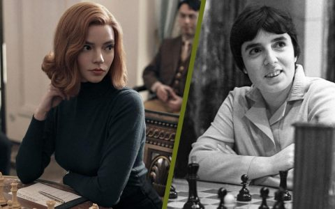 """Chess player sues Netflix for """"lying and abusive"""" scene in The Queen's Gambit"""