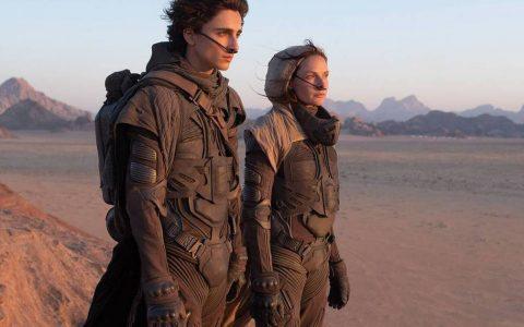 Duna has already grossed US$76 million at the world box office.