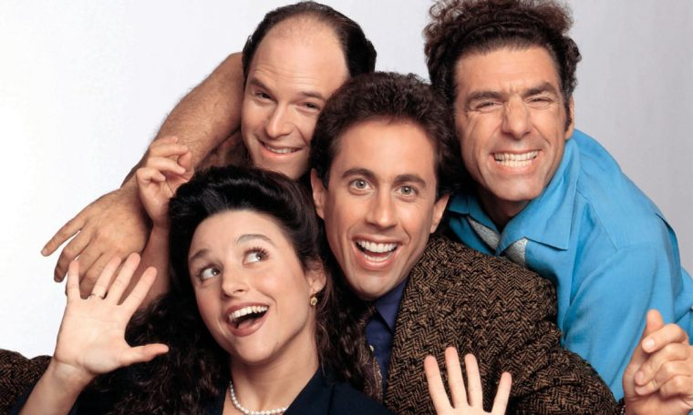"""Full """"Seinfeld"""" on Netflix from October 