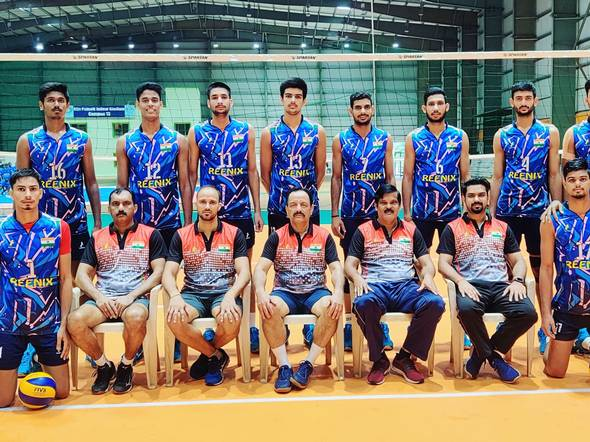 Indian U-19 men's volleyball team up 35 places in rankings after World Championships in Tehran