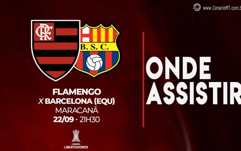 Live Football: Flamengo vs Barcelona - Find out where to watch online and on TV