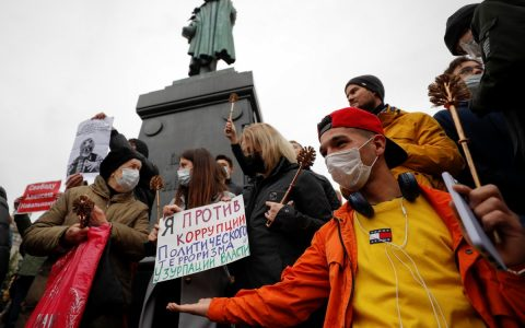 Opposition protests in Moscow and condemnation of fraud in parliamentary elections |  World