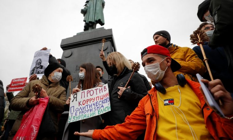 Opposition protests in Moscow and condemnation of fraud in parliamentary elections    World