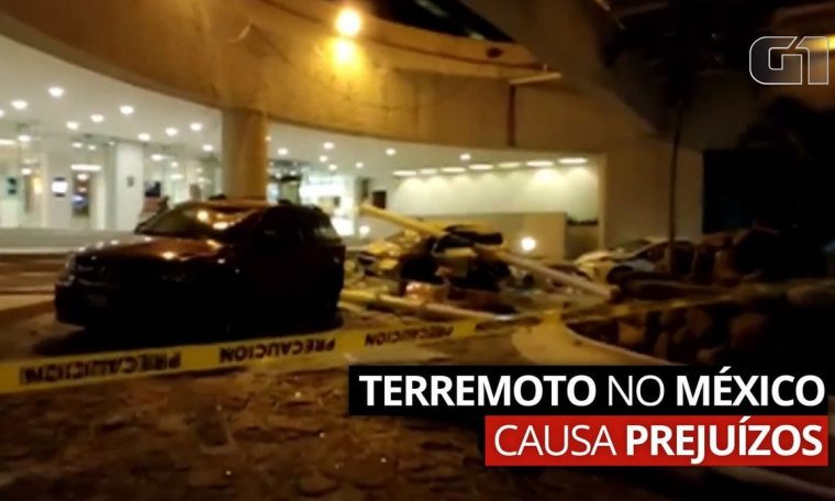 Powerful earthquake in central Mexico |  World