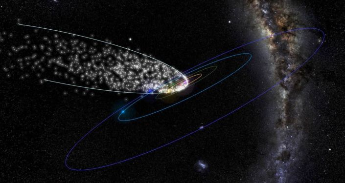 Study Says 'Monster Comet' Heading To Solar System, Bigger Than Mars (Photo)