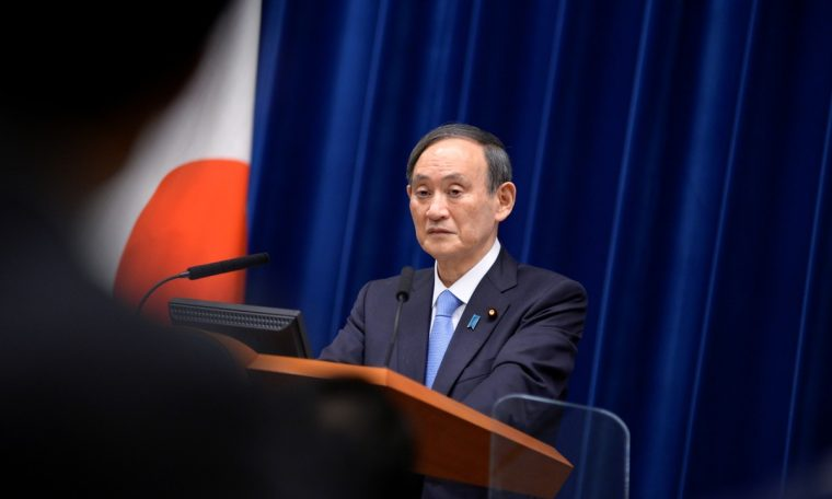 The Prime Minister of Japan announced his resignation.  World