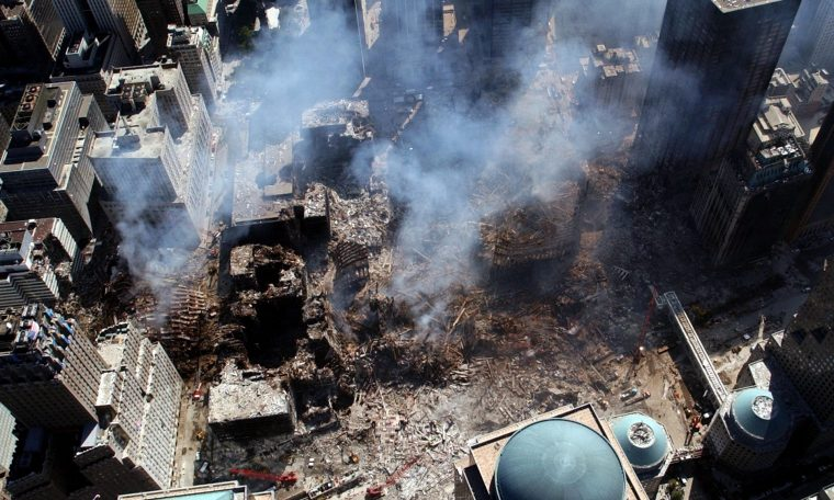 The United States releases classified documents on September 11