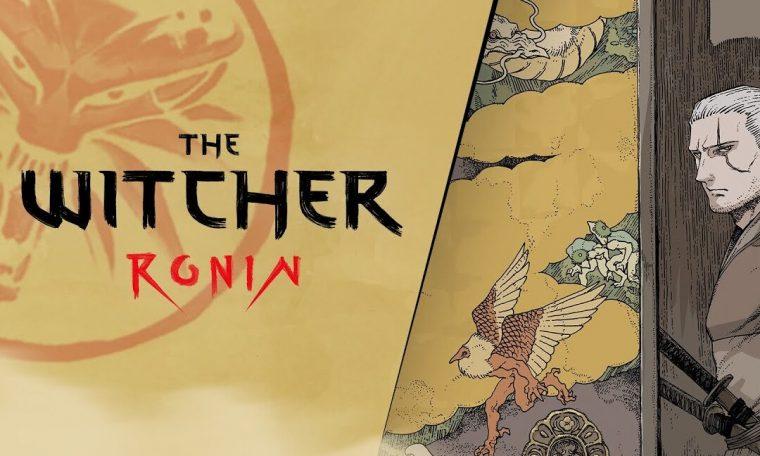 Imagem de: Campanha de The Witcher: Ronin no Kickstarter começará amanhã (07)