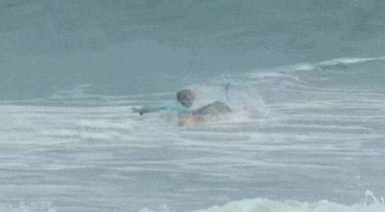 Video: 16-year-old surfer attacked by shark in Florida - Prismo
