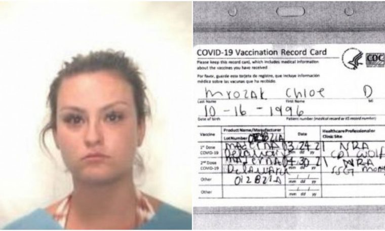 Woman Arrested at Hawaii Airport for Using False Vaccine Evidence, Misspelling    World