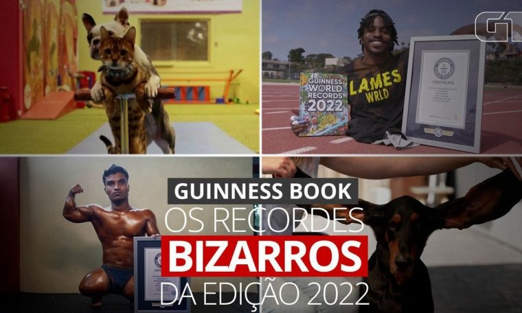 World's largest ear dog and world's tallest juvenile included in Guinness 2022 Records;  Watch Video |  World