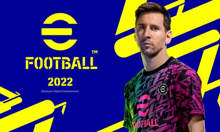 eFootball 2022 is available for PS4 and PS5 for free