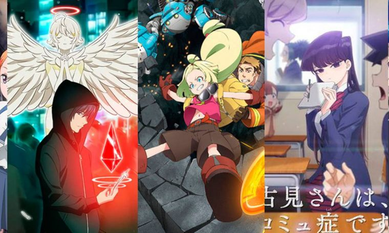 16 anime to track in the fall 2021 season