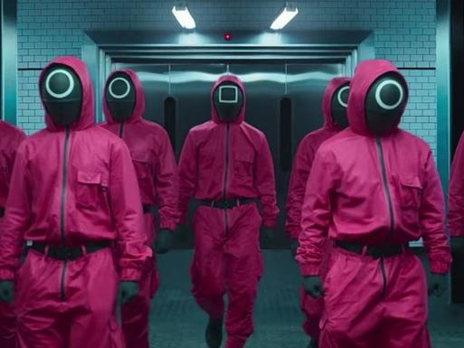 Netflix divulga Round 6 com ação no Whatsapp
