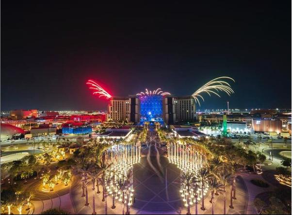 Expo Dubai 2020 opens its doors to the public