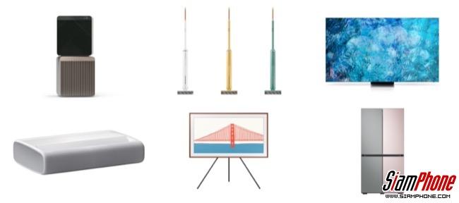 Samsung wins 48 awards from platform International Design Excellence Awards (IDEA) 2021