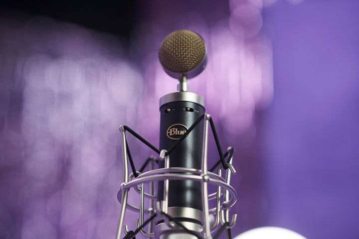 Blue Microphones The top microphones of the ProLine XLR series have been launched in Taiwan, and the sound quality of all three products is up to the studio level.