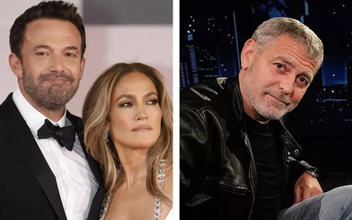 Jennifer Lopez dropped the red carpet with Ben Affleck because she can't stand George Clooney, reveals website - Monet