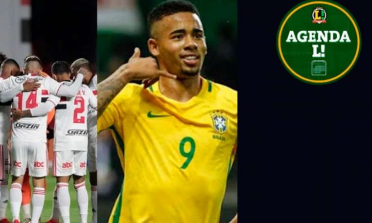 San-So, the Brazilian national team, the NBA... Find out where to watch Thursday's sporting events
