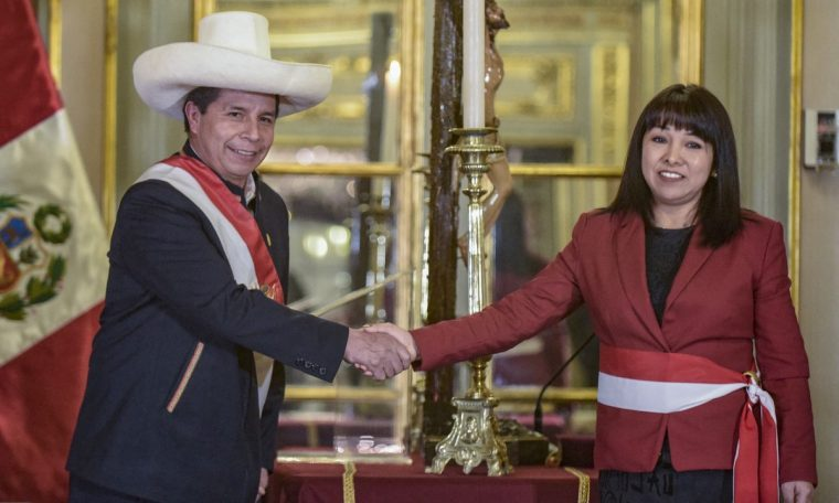 Human rights lawyer and environmentalist is the new prime minister of Peru.  World