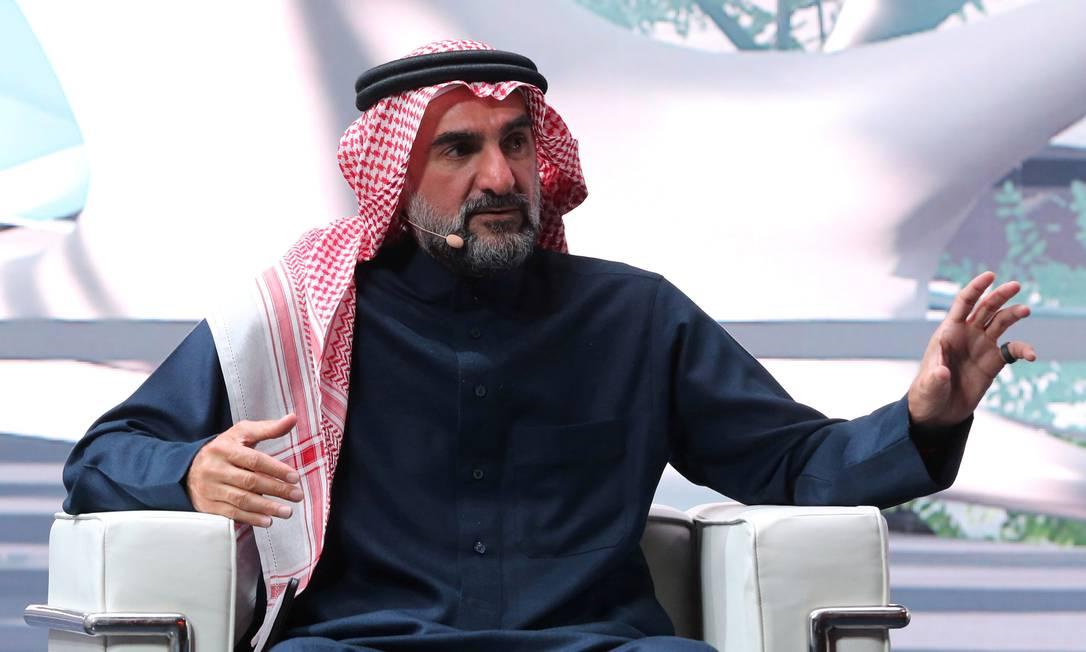 Al-Rumayun will be the non-executive chairman of Newcastle Photo: Ahmed Yosri / Reuters