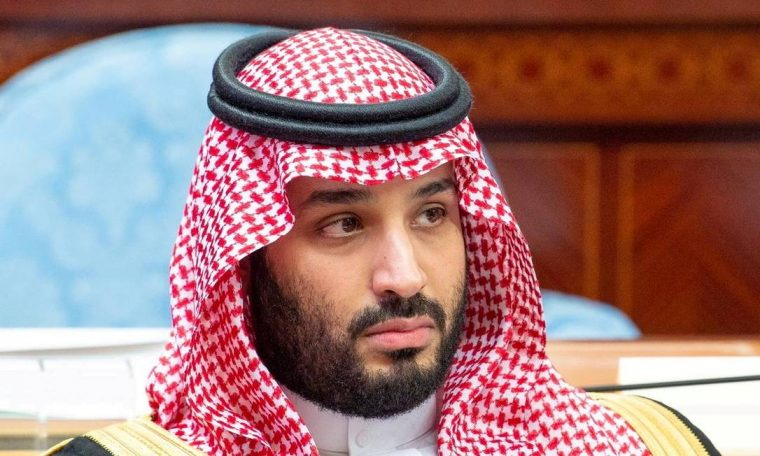 Mohammed bin Salman, Prince of Saudi Arabia Photo: Handout.  / via Reuters