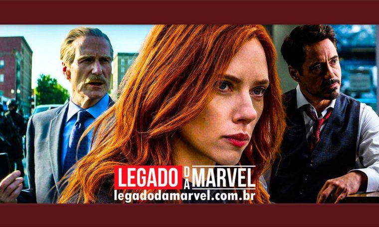 Marvel superheroine arrested in previously unseen Black Widow scene