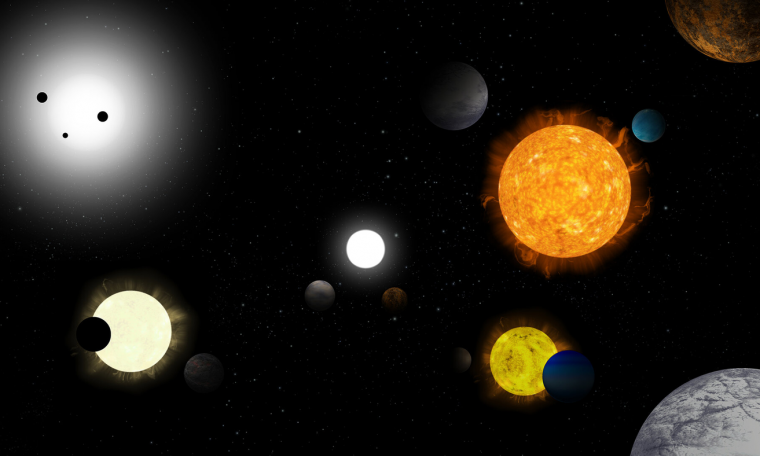 World's most powerful radio telescope may have uncovered 4 possible exoplanets