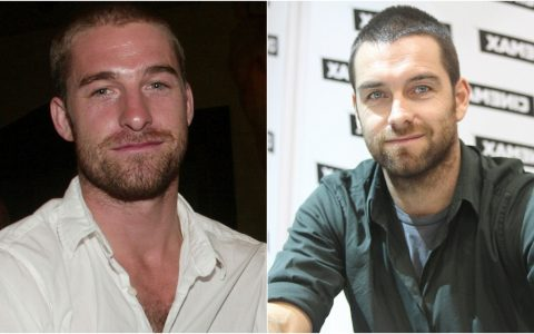 """You: The """"You"""" actor is mistaken for The Boys star;  Are Scott Speedman and Antony Starr Related?  Eye!"""