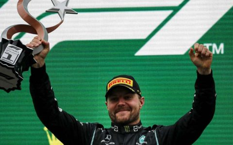 Bottas and Hkkinen make up Team Finland in 2022 Nations Cup
